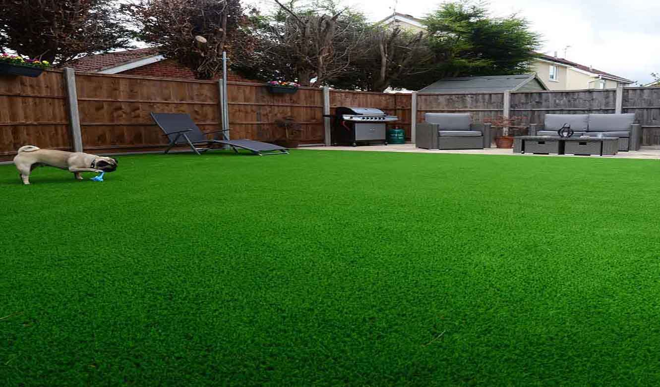 A Look At Flower Beds And Artificial Grass West Sussex